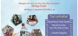 2. Semerkand Gençlik Buluşması İstanbul'da