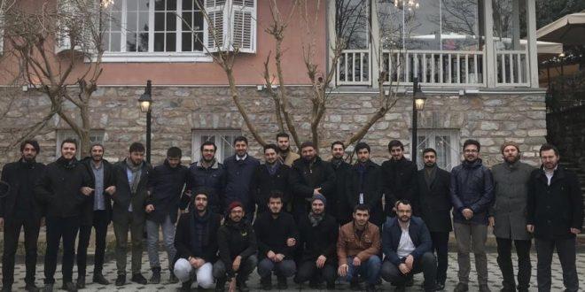 Bölge İletişim Koordinatörleri Kampı İstanbul'da Gerçekleşti